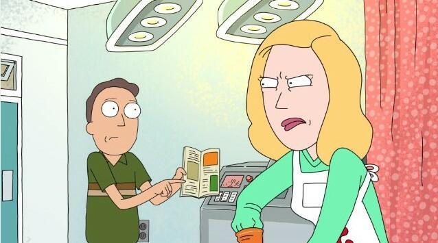 Rick and Morty - Staffel 1