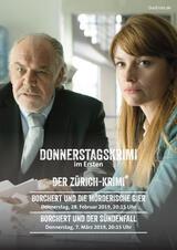 Der Zürich-Krimi: Borchert und die mörderische Gier - Poster