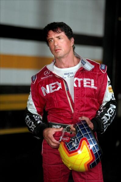 Driven mit Sylvester Stallone