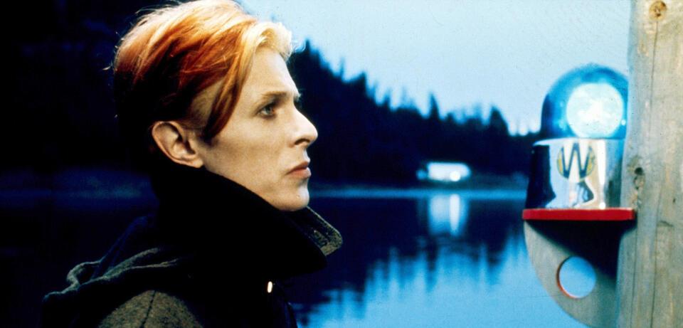 David Bowie ist Der Mann, der vom Himmel fiel