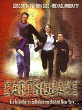 Erdbeben in New York - Poster