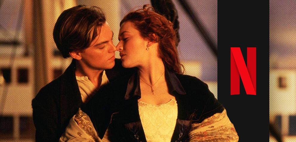 Neu auf Netflix: Titanic von James Cameron