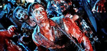 Zenit der Zombiekomödie: Braindead von Peter Jackson