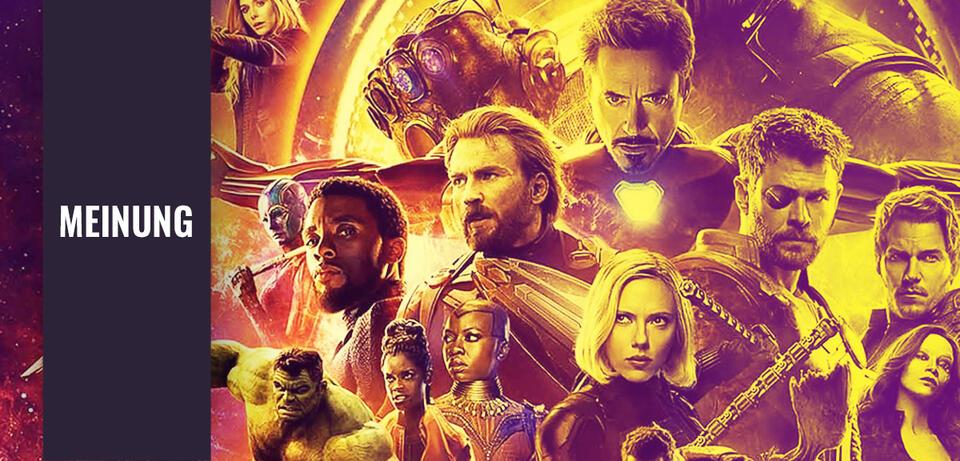 Die Avengers 3: Infinity War