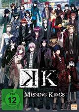 K - Missing Kings - Poster