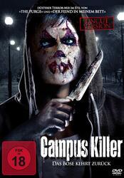 Campus Killer - Das Böse kehrt zurück Poster