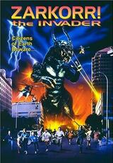 Zarkorr! The Invader - Poster