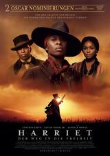 Harriet - Der Weg in die Freiheit - Poster