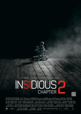 Insidious: Chapter 2 - Poster