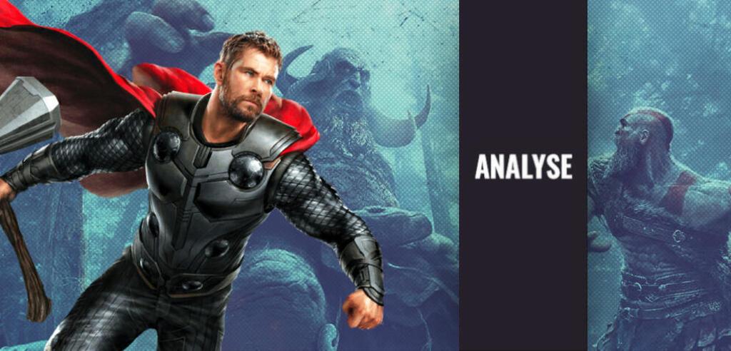 Thor und God of War