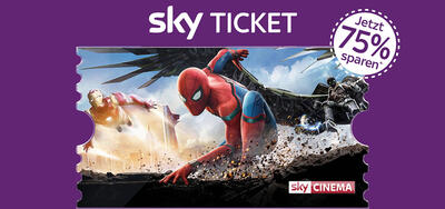 Sky Cinema Ticket zum Bestpreis.