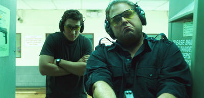 Miles Teller und Jonah Hill in War Dogs