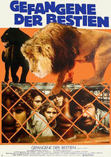 Gefangene der Bestien - Poster