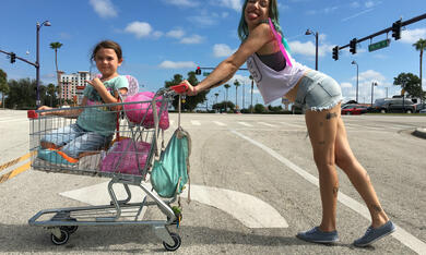 Florida Project mit Bria Vinaite und Brooklynn Prince - Bild 9