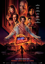 Bad Times at the El Royale - Poster