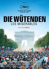 Die Wütenden - Les Misérables - Poster