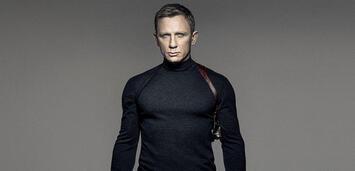 Bild zu:  James Bond-DarstellerDaniel Craig