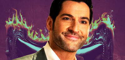 Lucifer mit Tom Ellis