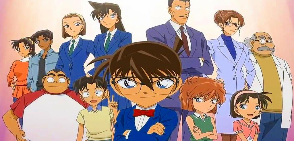 Conan und seine Freunde