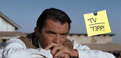 Weites Land mit Gregory Peck