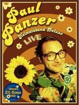 Paul Panzer - Heimatabend Deluxe - Poster