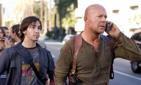 Stirb langsam 4.0 mit Bruce Willis und Justin Long - Bild 93