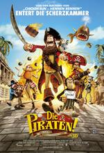Die Piraten - Ein Haufen merkwürdiger Typen Poster