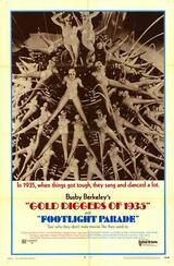 Die Goldgräber von 1935 - Poster
