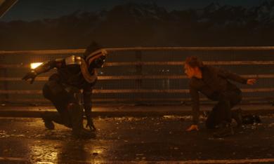 Black Widow mit Scarlett Johansson - Bild 8