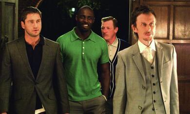 RocknRolla mit Gerard Butler, Idris Elba, Geoff Bell und Matt King - Bild 1