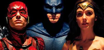 Bild zu:  Bald im Stream: Die Justice League