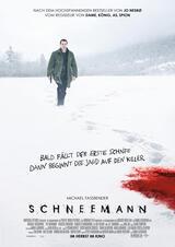 Schneemann - Poster