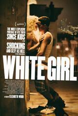 White Girl - Poster