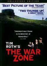 The War Zone - Poster