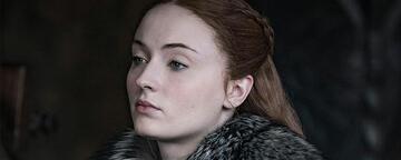 Sansa empfiehlt sich mit jedem zweifelnden Seitenblick für den Thron in Game of Thrones