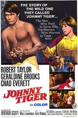 Johnny Tiger - Poster