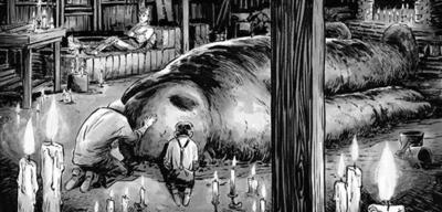Kommt bald ins Kino: der Golem aus Breath of Bones