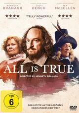 All Is True - Poster