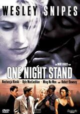 One Night Stand - Poster