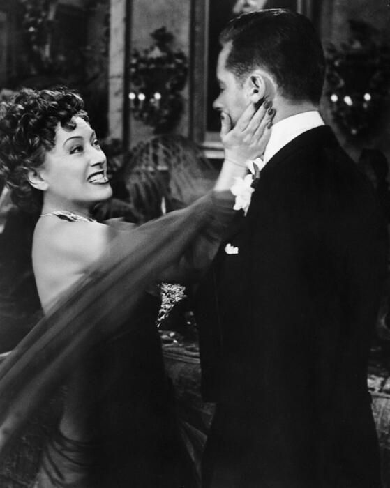 Sunset Boulevard - Boulevard der Dämmerung mit William Holden und Gloria Swanson