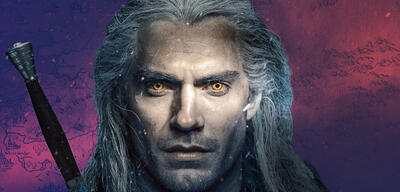 Henry Cavill als Hexer Geralt von Riva