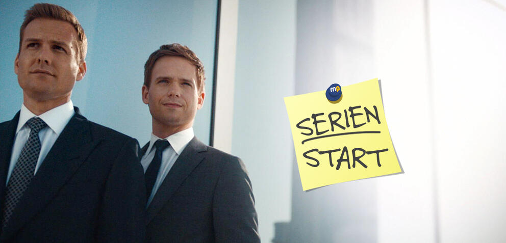Suits Netflix Staffel 6