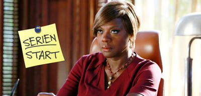 How to Get Away with Murder, Staffel 2 mit Viola Davis