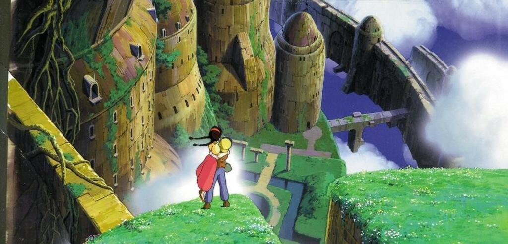 Das Schloss im Himmel (1986)