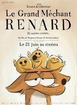 Der kleine Fuchs und seine Freunde - Poster