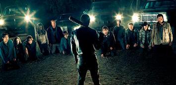 Bild zu:  Direkt von der Comic-Con: Der Trailer zur 7. Staffel von The Walking Dead