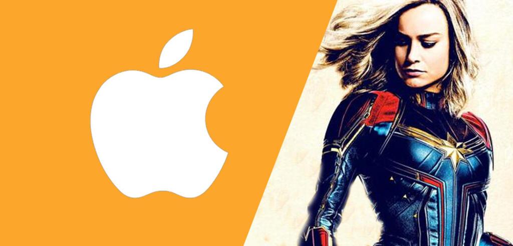 Brie Larson geht zu Apple