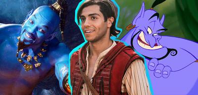 Aladdin - Remake und Original