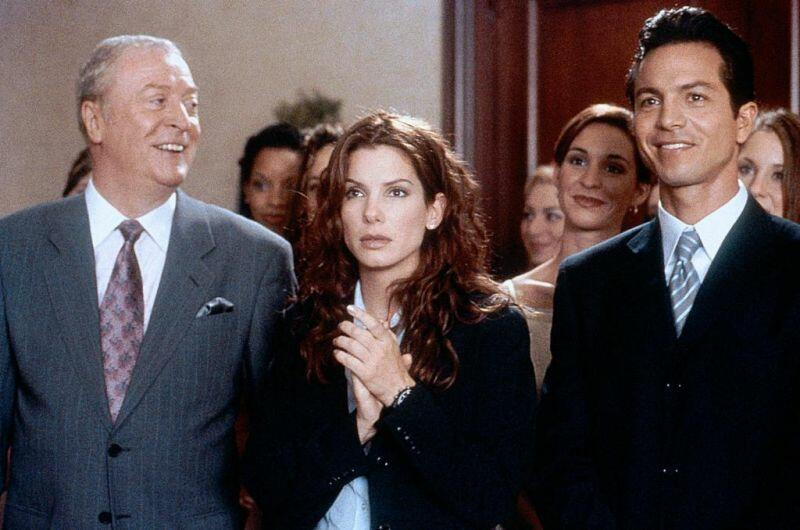 Miss Undercover mit Michael Caine, Sandra Bullock und Benjamin Bratt