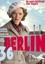 Berlin '36 - Poster